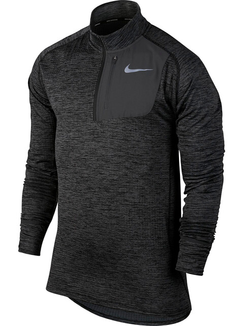 Nike Therma Sphere Element - Camiseta manga larga running Hombre - negro